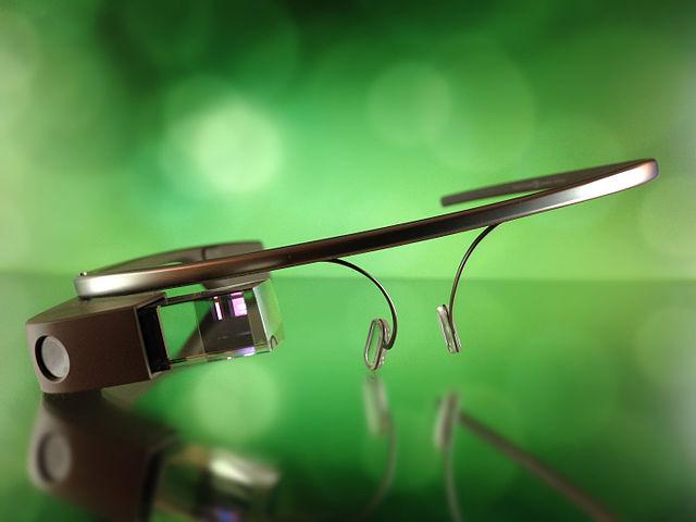 Google Glasses Project 2012