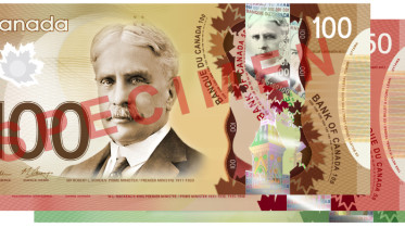 Bank of Canada notes
