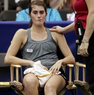 Tennis star Rebecca Marino bullying