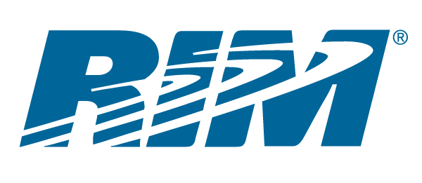RIM blue logo