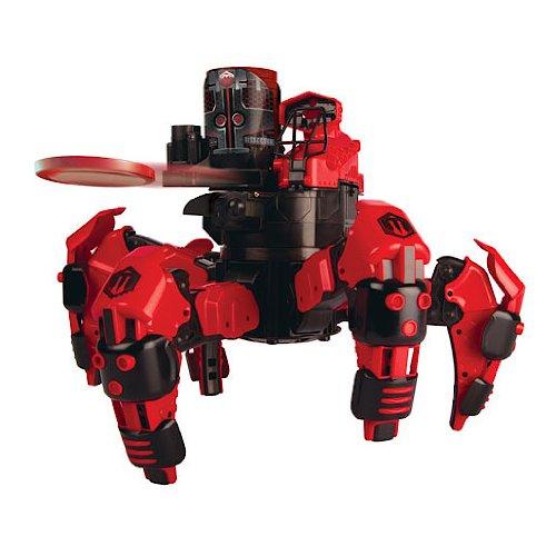 Attacknid Battle Spider Robot