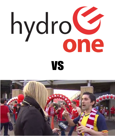 Hydro One vs Shawn Simoes