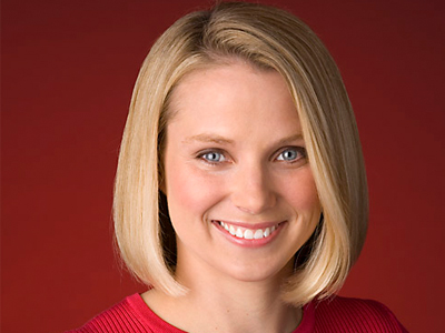 Marissa Mayer, CEO Yahoo!