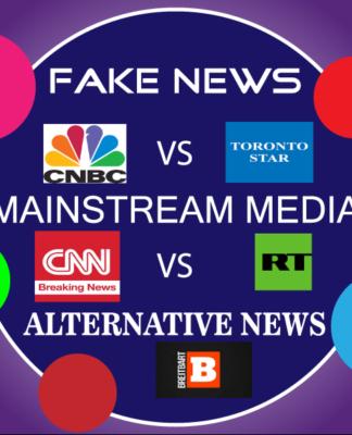Fake News vs Mainstream Media vs Alternative News