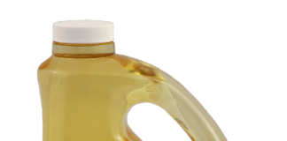 Used cooking oil for fuel