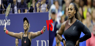 Naomi Osaka vs Serena Williams