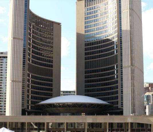 Toronto City Hall Councillors